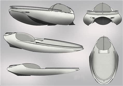 designboom piotr boruslawski classic bugatti type 57 conceptualized as a racing yacht