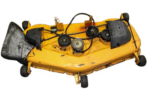 Used Mower Decks by Poulan Pro 54 Quot Lawn Mower Deck From Tractor Pb24h544t Used