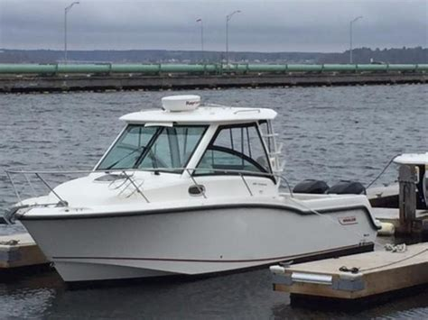 boston whaler deck boats boston whaler 285 conquest boats for sale boats