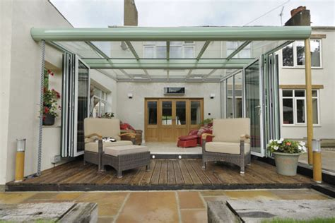 ultraframe veranda exterior ideas accessories modern glass