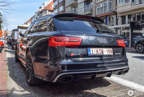 Audi Rs6 Mtm by Audi Mtm Rs6 R Avant C7 22 June 2016 Autogespot