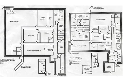 Bunker Floor Plans | bunker floor plans joy studio design gallery best design
