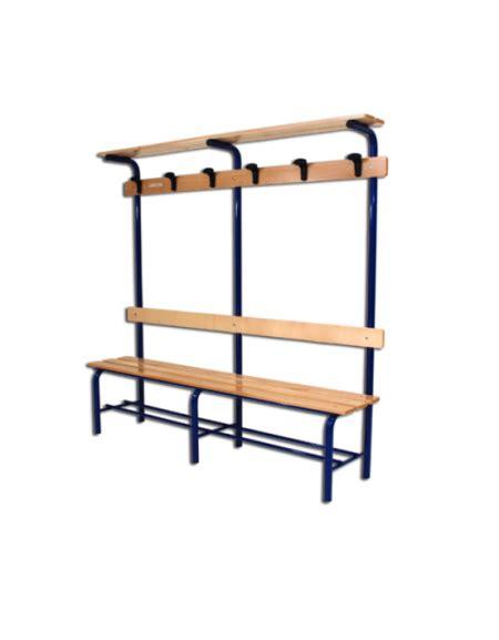 dimensioni panchina panchina spogliatoio con schienale attaccapanni e
