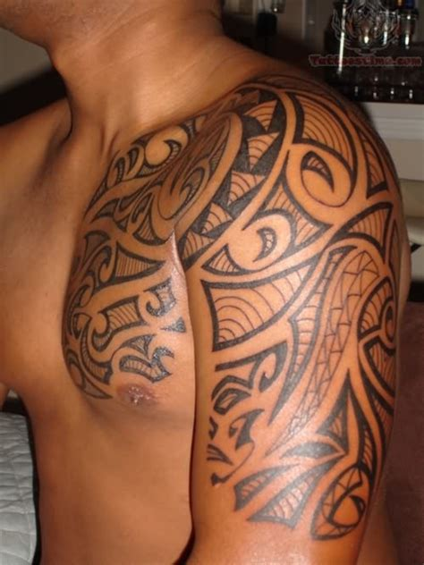 stylish tribal tattoos for