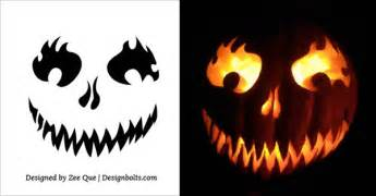 10 free scary pumpkin carving patterns 10 free scary pumpkin carving stencils patterns