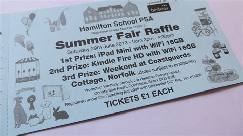 printing raffle tickets uk raffle ticket printers wotton printers
