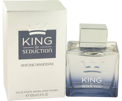 Original Parfum King Of The king of cologne for by antonio banderas
