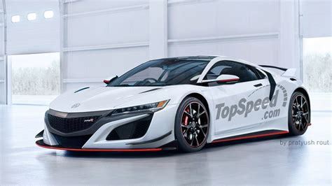 2020 Acura Nsx Type R by 2017 Acura Nsx Type R Top Speed