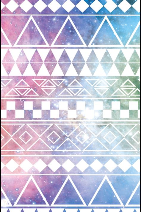 galaxy tribal pattern background tumblr iphone 4 skin princess of perzia colorswitch the little
