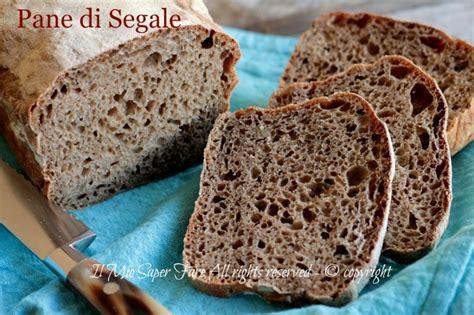 pane fatto in casa bonci pane di segale pane nero fatto in casa