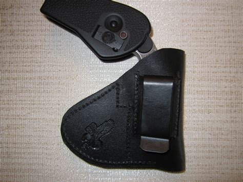 naa pug pocket holster item 524 naa pug mini revolver leather iwb pocket holster