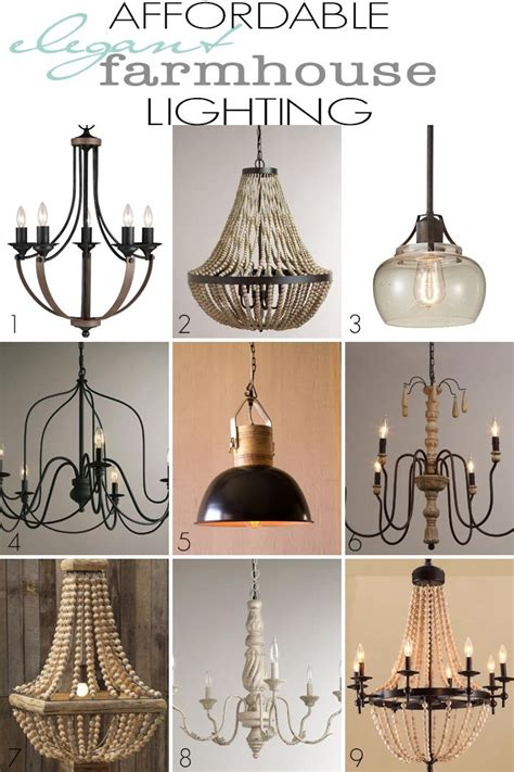 farmhouse style pendant lighting affordable farmhouse lighting farmhouse style