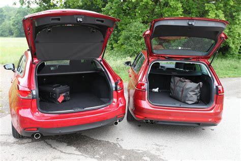 Golf Variant Kofferraumvolumen by Vergleichstest Vw Golf 2 0 Tdi Variant Vs Mazda6 Kombi 2