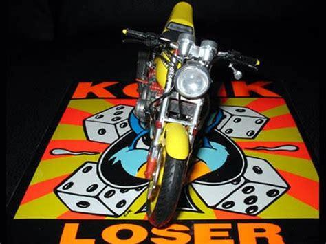 Motorrad Club Erding by Kawasaki Z Iii Aoshima 1 12 Frank Ortner