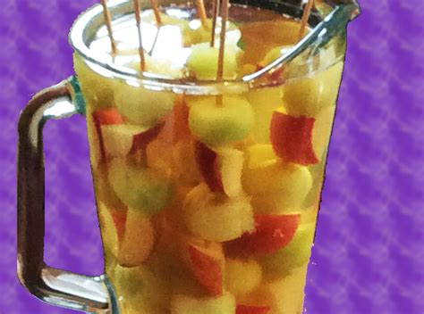 white sangria recipe dishmaps