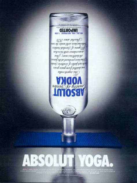 Absolut Sequel The Absolut Advertising Story Continues 6 Best Absolut Vodka Ads Of All Time