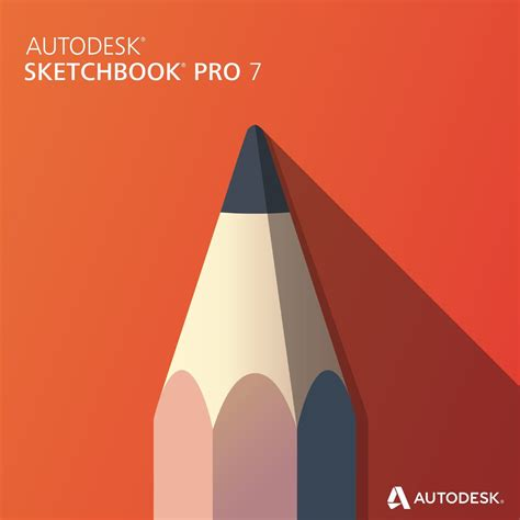 sketchbook pro by autodesk autodesk sketchbook pro 7 perpetual retail license