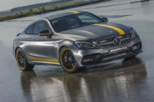 2017 mercedes amg c63 coupe edition 1 and 2016 c63 dtm