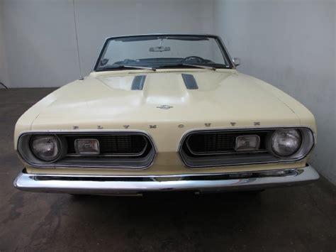 we buy any car plymouth 1967 plymouth barracuda beverly car club
