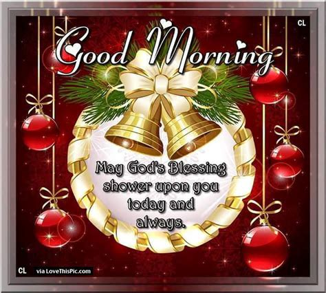 good morning christmas blessings quote pictures   images  facebook tumblr