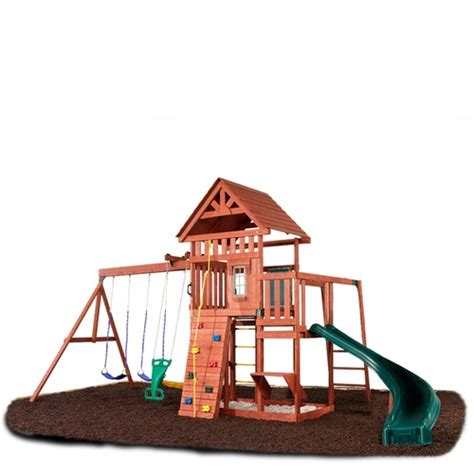 lowes outdoor swing sets 54 best images about just a swingin swing set ideas on