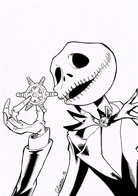 coloring pages the nightmare before christmas the nightmare before christmas coloring pages coloring home