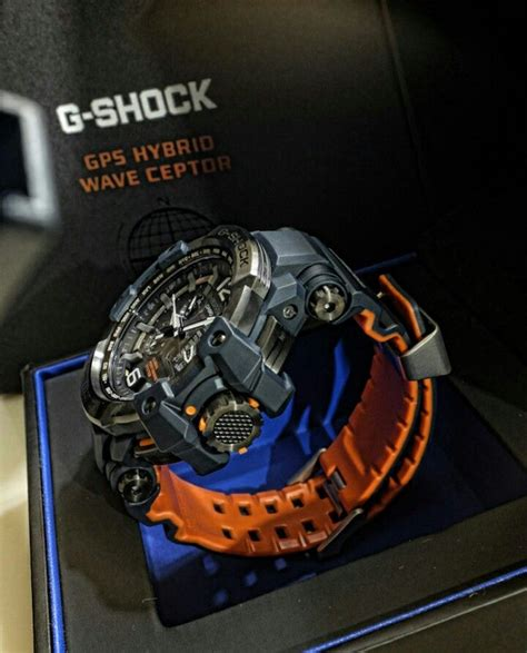 Casio G Shock Gpw1000 Orange casio g shock gpw 1000 2ajf 16 after the end of deb and