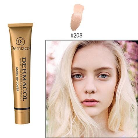 Harga Corrector Lt Pro dermacol waterproof high covering conceal make up
