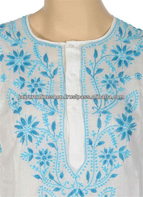 embroidery design kurta embroidery kurtas lucknow kurtas embroidered kurtis