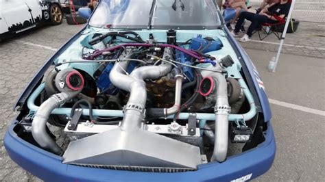 nissan turbo engines nissan skyline with a ford diesel v8 engine swap depot