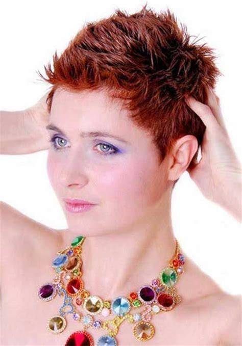 short spikey hair styles with fingers different short spiky haircuts for stylish ladies