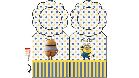 printable bookmarks minions sexy minions free party printables oh my fiesta for