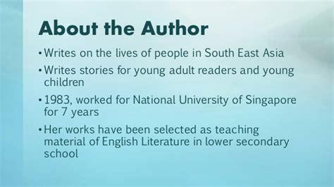 themes tanjung rhu literature tanjung rhu short story