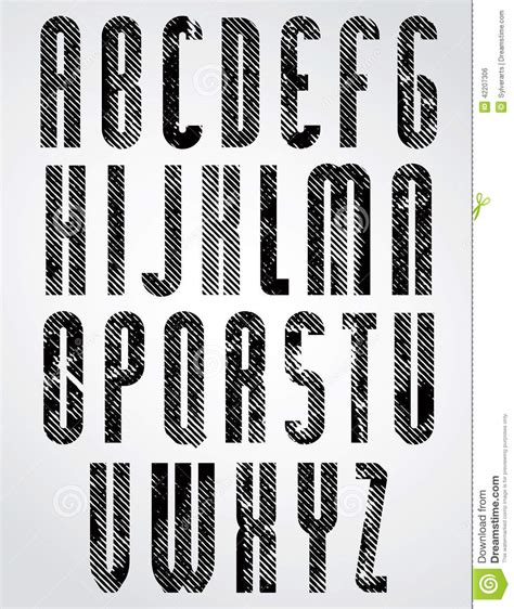 decorative font lowercase grunge black grated lower case letters decorative narrow