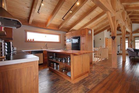 cuisine pour chalet cuisine de chalet de montagne habitation kyo photo n 176 33