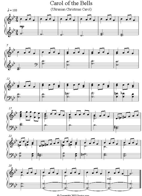 best carol of the bells version best 25 carol of the bells ideas on the piano and