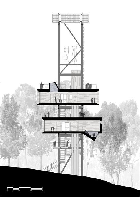 treehouse floor plan gallery of the sustainability treehouse mithun 7