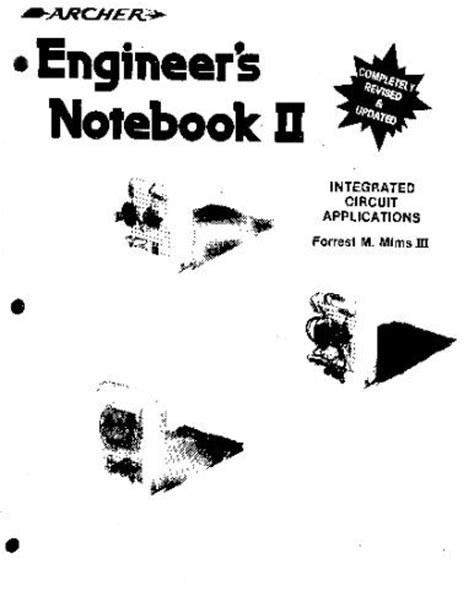handbook of integrated circuit applications pdf engineer s notebook ii a handbook of integrated circuit applications book 171 joann s
