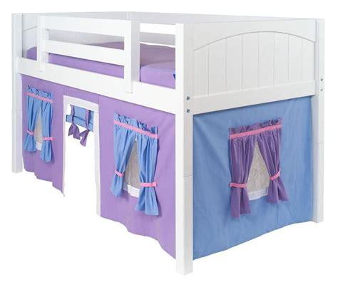 junior loft bed curtains 21 best loft bed images on pinterest 3 4 beds lofted