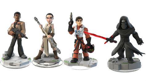 disney infinity wars characters new wars the awakens play set and figures