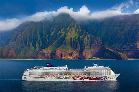norwegian cruise lines  offering  flights  hawaii