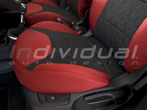 fiat 500 leather seat covers car seat covers fiat individual auto design