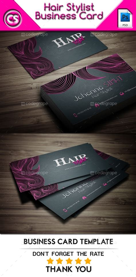 hair salon business card template hair stylist business card print codegrape