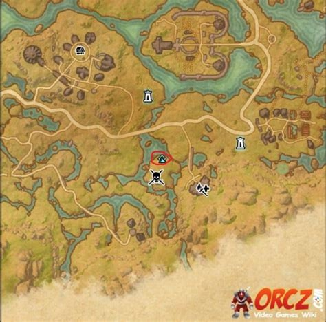 deshaan treasure map eso deshaan treasure map iv orcz the wiki