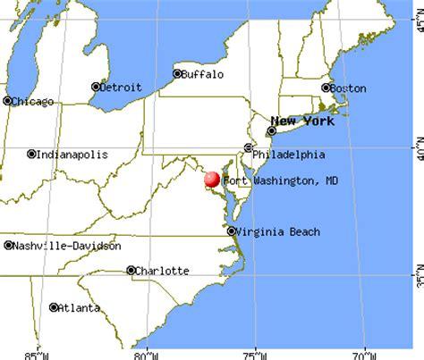fort washington, maryland (md 20744) profile: population