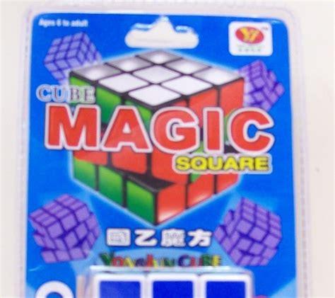 Rubiks Magic Cube Mainan Edukatif toko mainan anak rubik cube