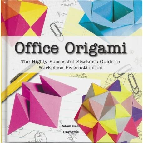 Office Origami - office origami by adam russ s crane