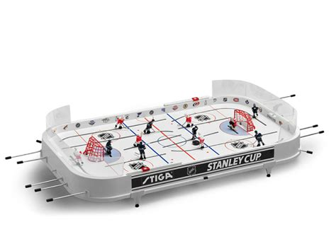 hockey da tavolo hockey da tavolo stiga stanley cup slittaonline