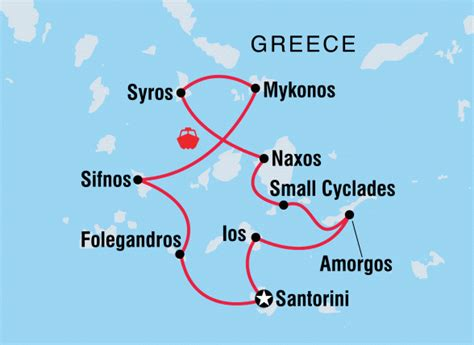 sailing maps greece greece sailing adventure cyclades islands another