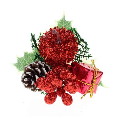 artificial christmas picks wholesale